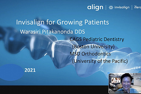 Invisalign for Growing Patients