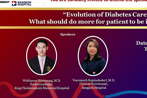Evolution of Diabetes Care: What should do more for patient to be in control?