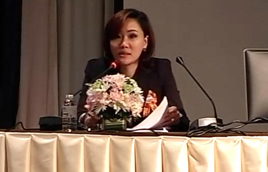 Multicultural Awareness - Speakers คุณกุลธิดา รุ่งเรืองเกียรติ Moderator ทญ.นันทิยา บุญยืน