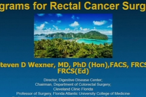 Rationale and Reality for Accreditation Programs for Rectal Cancer Surgery