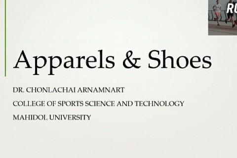 (Healty Living) Apparels & Shoes :ดร.ชลชัย อานามนารถ